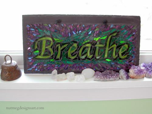 Breathe by Nutmeg Designs