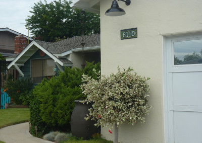 6110 House Number Client Photo