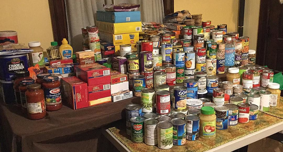Nutmeg Designs Open Studio Food Drive: Generous Donations for Manna on Main Street