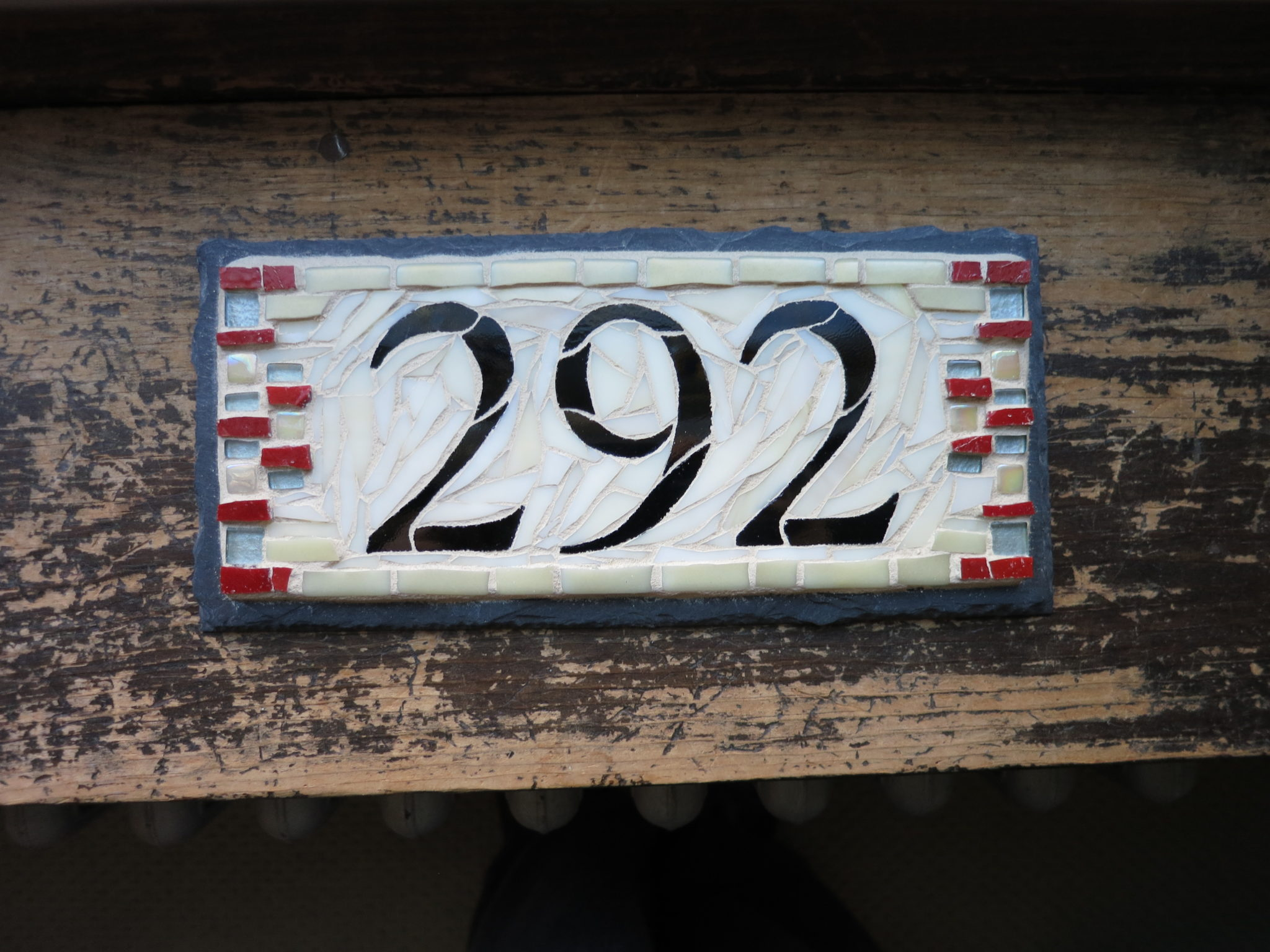 House Number 292 for a 1905 Bungalow by Nutmeg Designs