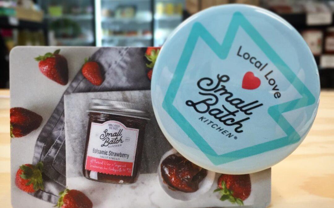 Nutmeg Designs Pendants and Suncatchers at Small Batch Kitchen: Cafe & Market in Lansdale, PA